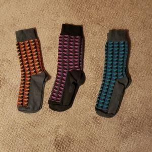Hotsox size 8 to 10 dress socks